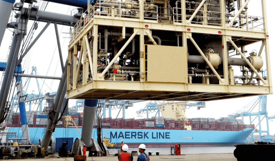 Sustainability and Digital Innovation in Special Cargo – SupplHi / Maersk Line Joint Paper