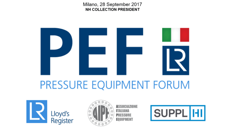 SupplHi to present at PEF Italy 2017