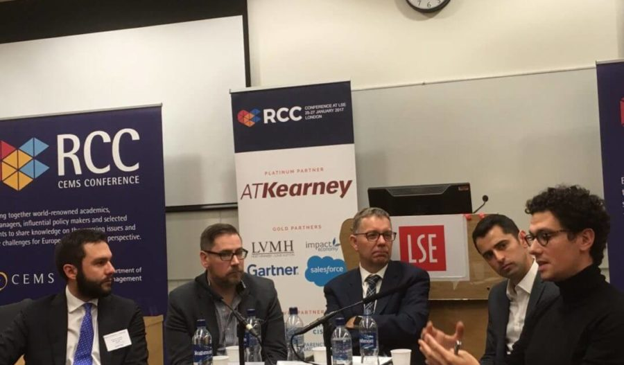 SupplHi Joins the RCC Conference at LSE