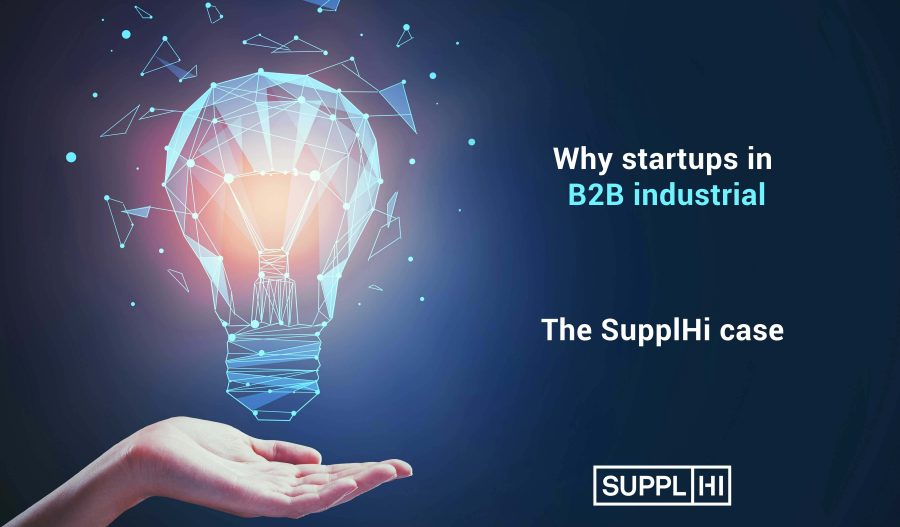 SupplHi presenting alongside Bain, BHGE, Eni, Maire Tecnimont, Rina, SBM Offshore, Schneider Electric and Snam on role of startups in B2B industrial